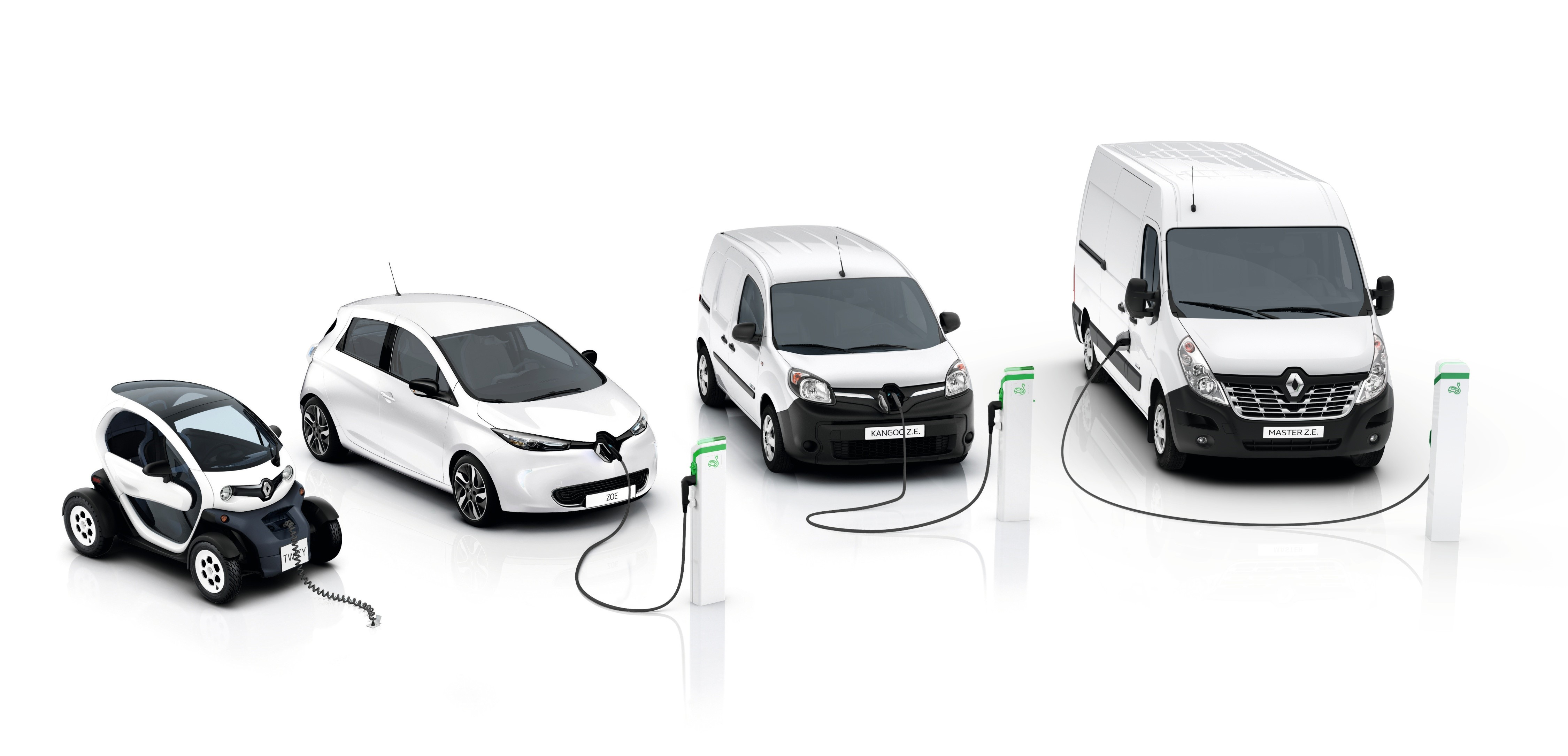 Renault expands its lineup of all-electric commercial