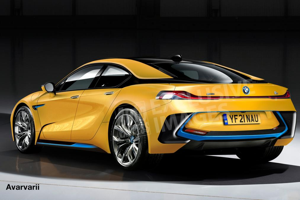 Bmw S Upcoming I5 Electric Car Would Actually Be A Tesla Model 3