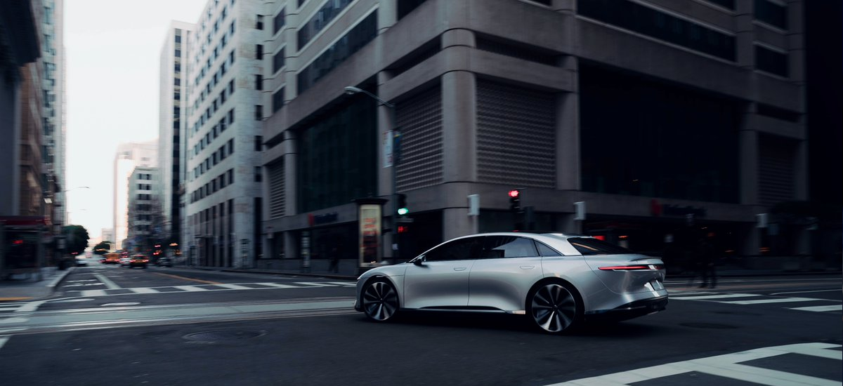 Lucid Motors Funding Secured Over 1 Billion Investment From Saudi Arabia To Finally Build Its Ev Factory