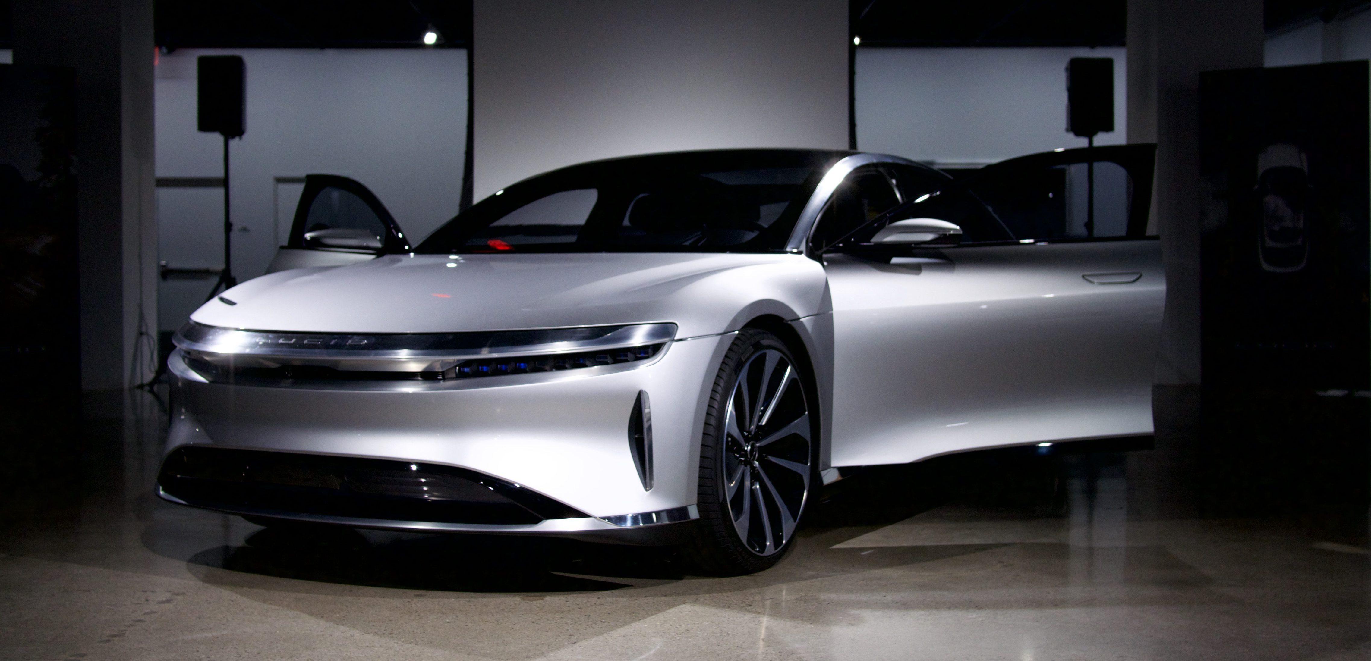 Lucid Motors announces aggressive $60,000 base price for ...