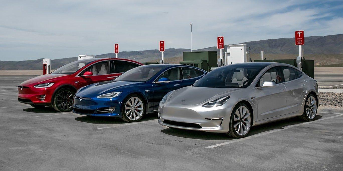 Tesla model model 3