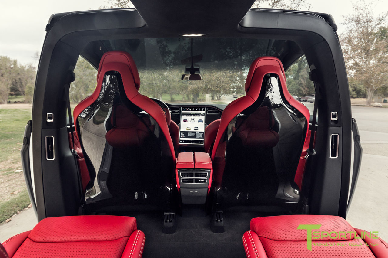 Tesla Will Release A New Red Interior Next Year Says Elon Musk Electrek