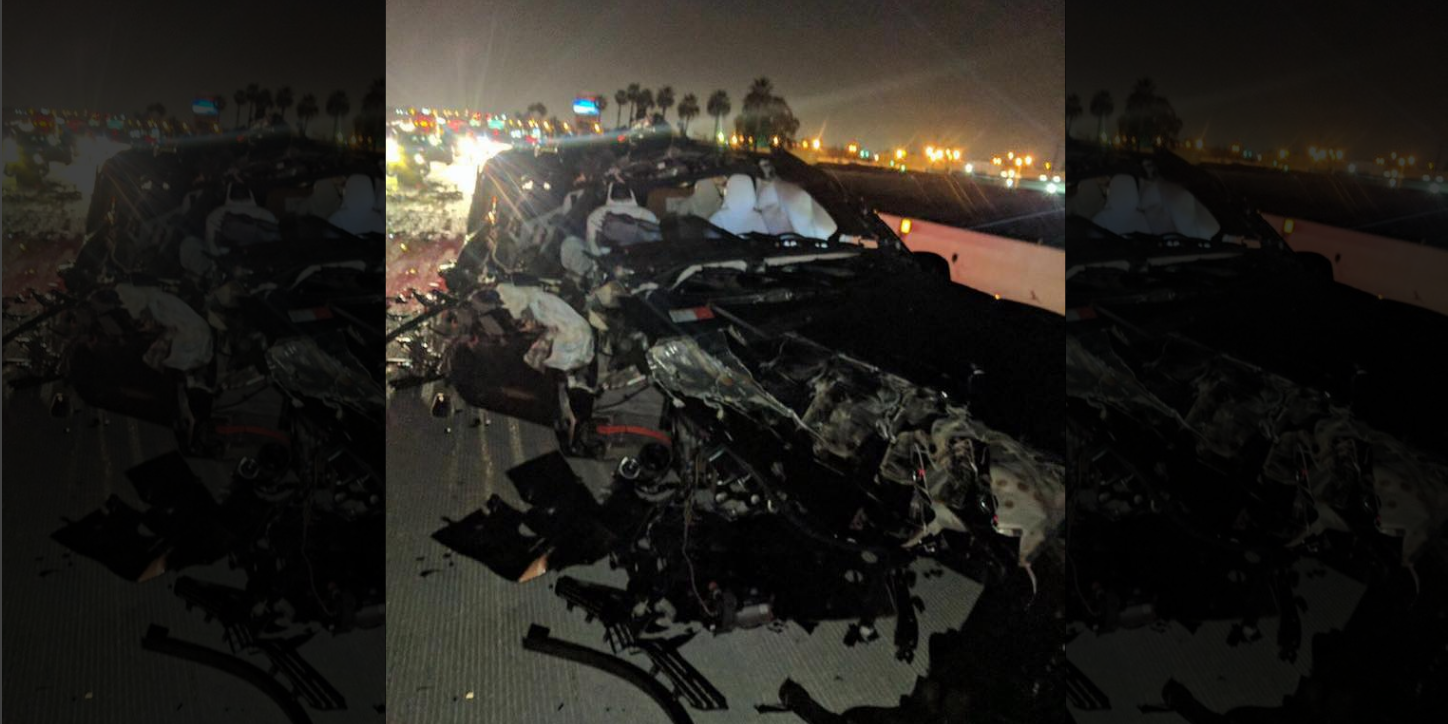 Tesla Model X Owner Claims Autopilot Caused Crash With A