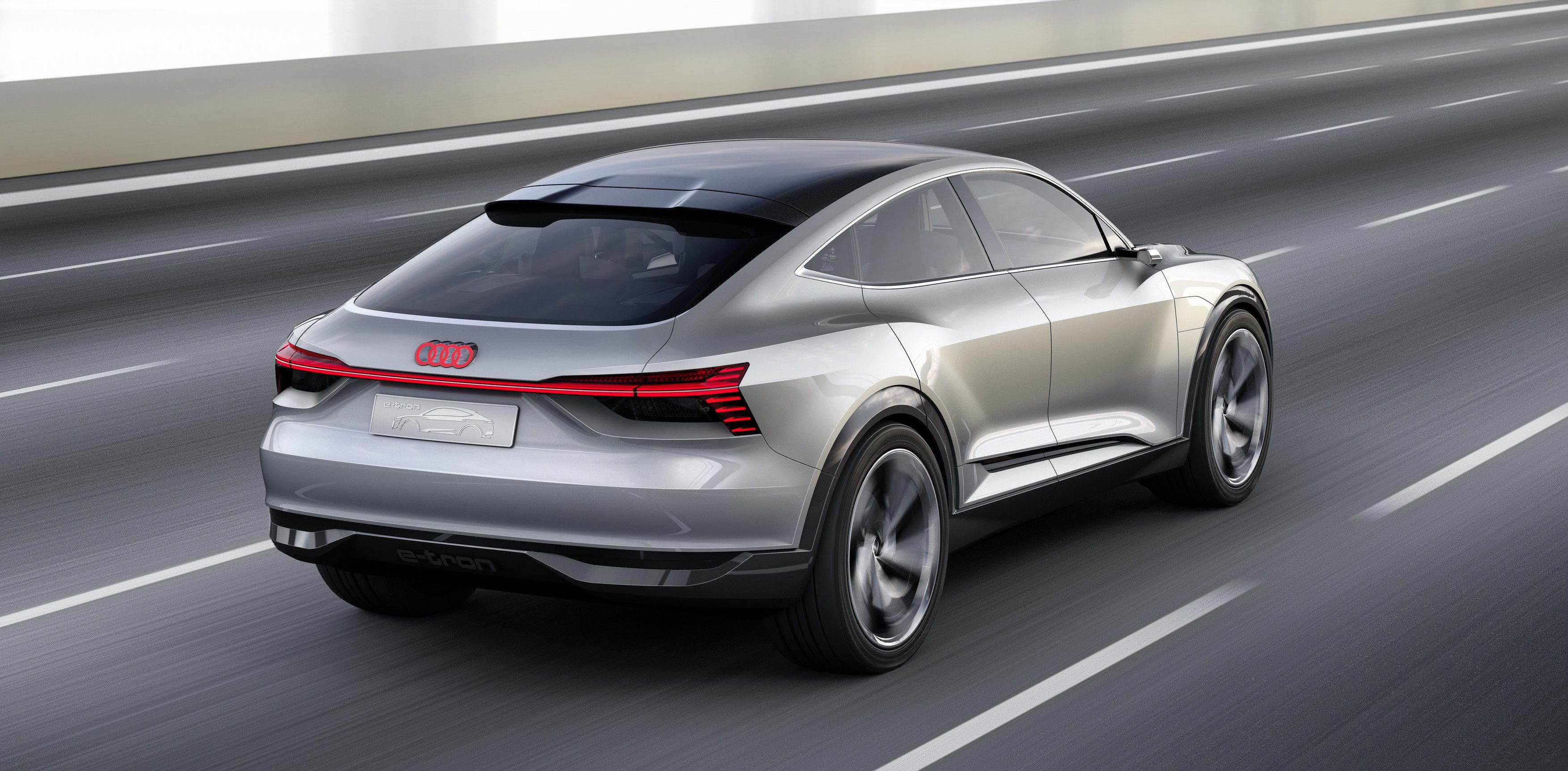 Audi Unveils New E Tron Sportback With 300 Miles Of Range