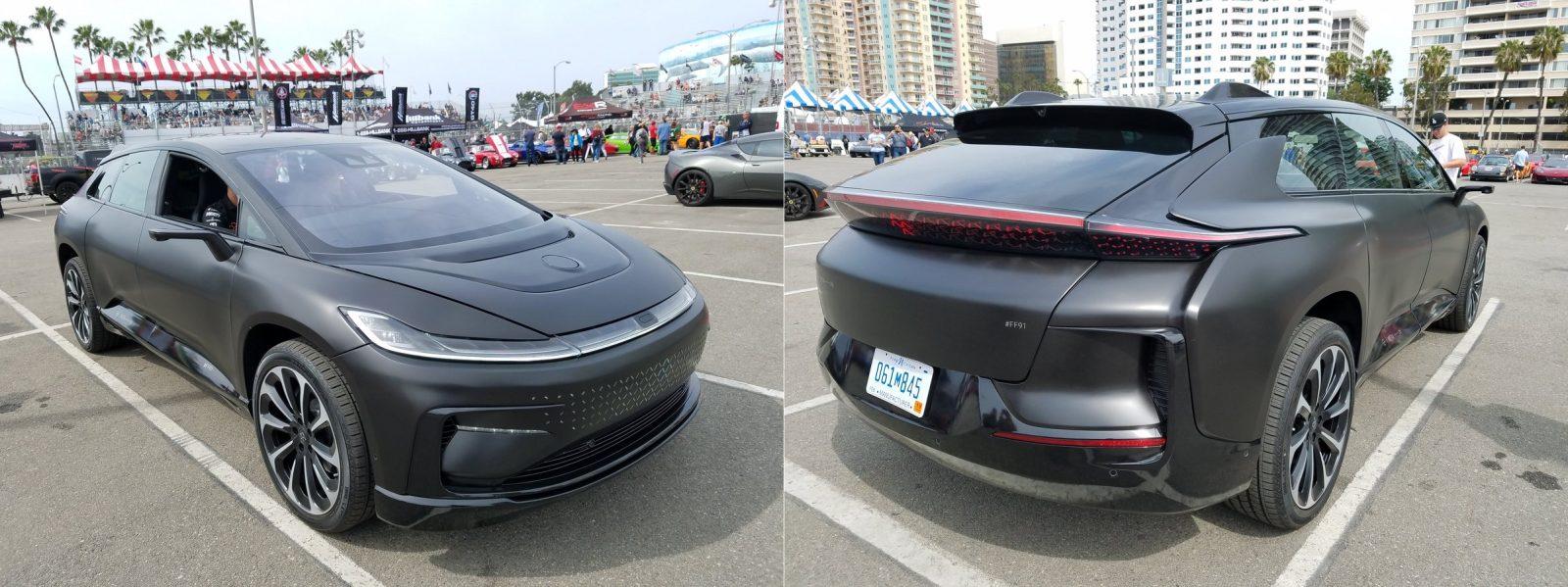 Electric Car Startup Faraday Future Gets 225 Million Bridge Loan But To Where