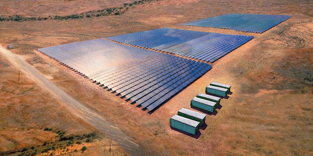 World S Largest Solar Battery Project Announced In South