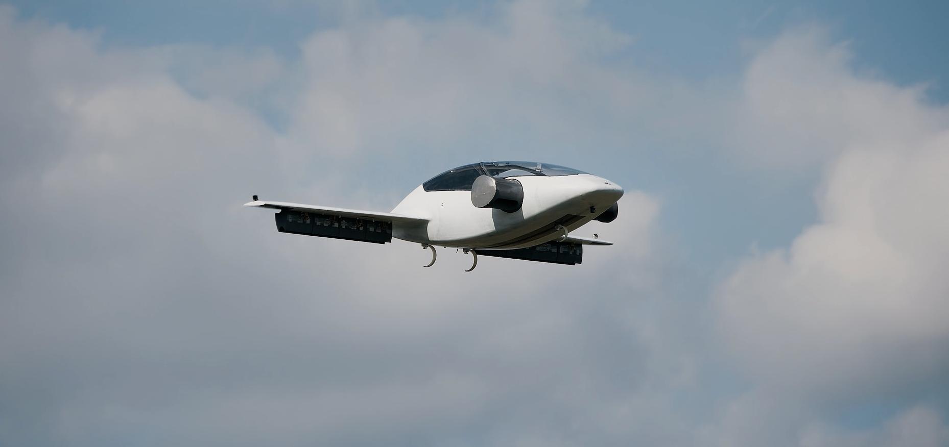 Vtol Electric Aircraft Electrek