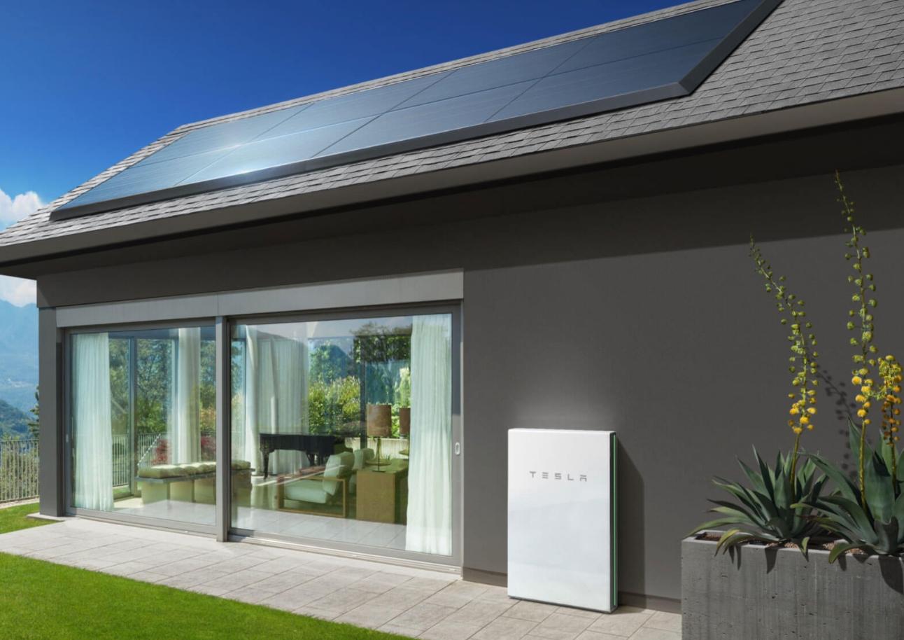 Tesla unveils its new 'sleek and low-profile' exclusive solar panel