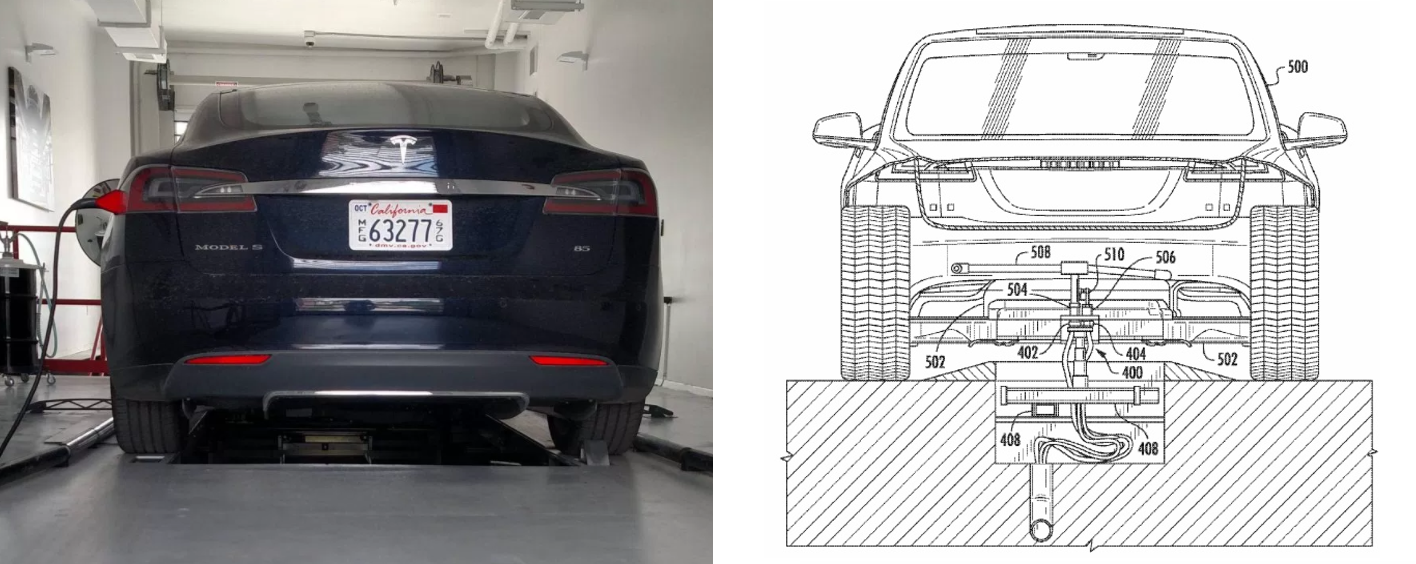 12 Volt Car Battery Diagram With Cutaway And Labeled Components Tesla Model 3 Exclusive First Look At Teslas New Pack