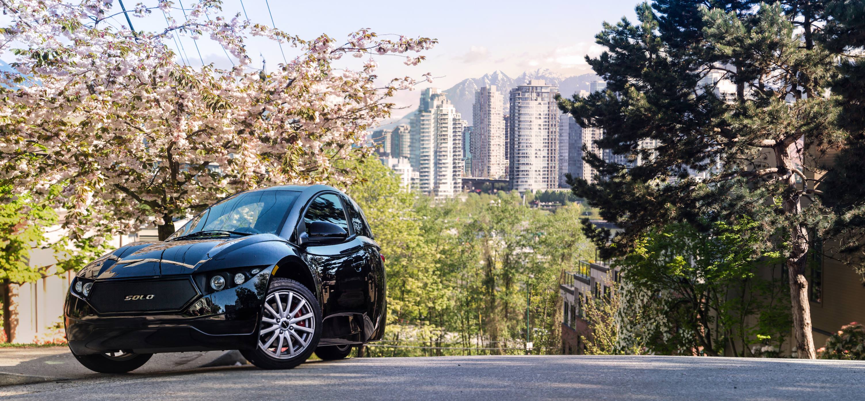 Electra Meccanica's SOLO to earn $2,500 rebate in Oregon, more than doubling its California rebate
