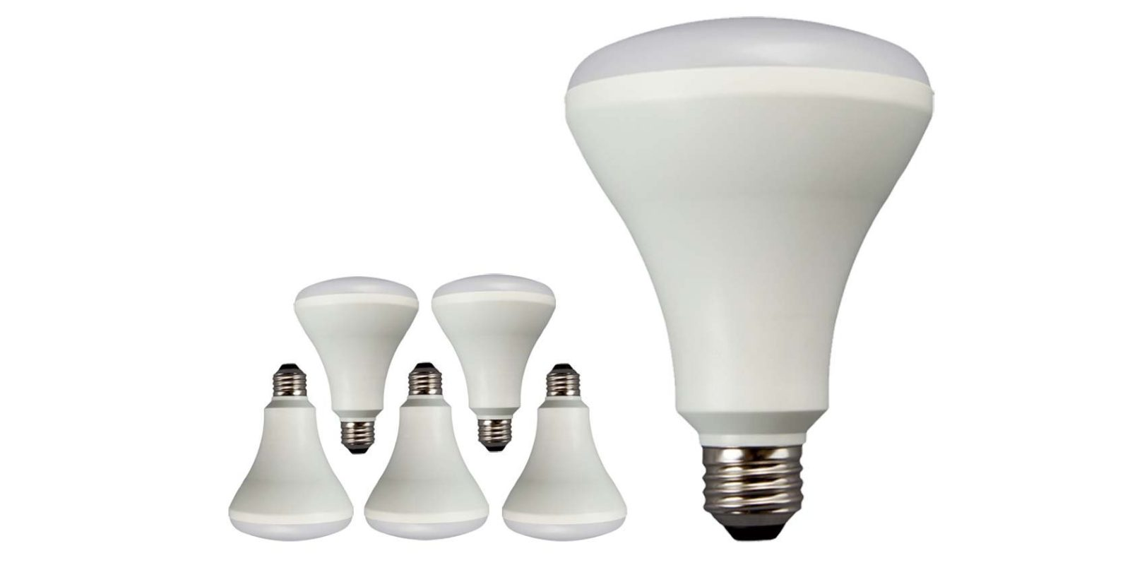Uber Vehicle List >> Green Deals: TCP 6-pack 65W BR30 LED Light Bulbs $17, more ...