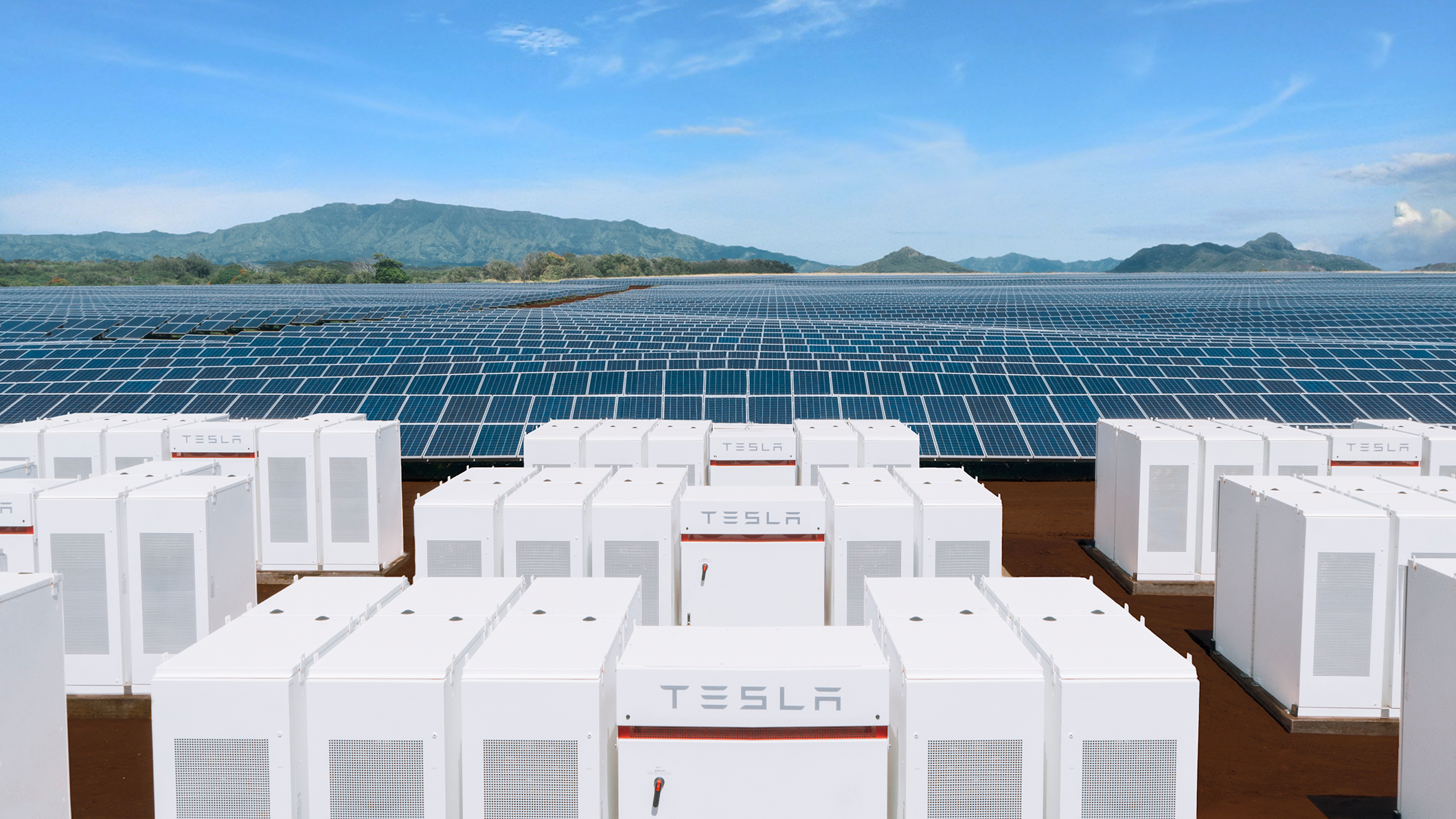electrek.co - Fred Lambert - Tesla proposes microgrids with solar and batteries to power Greek islands