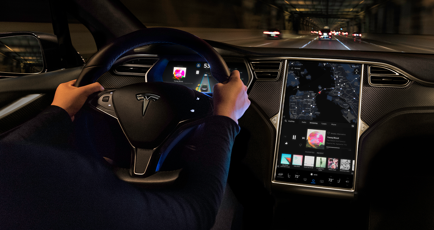 Tesla S Over The Air Software Updates Make Other Vehicles Highly Vulnerable To Obsolescence Says Analyst Electrek