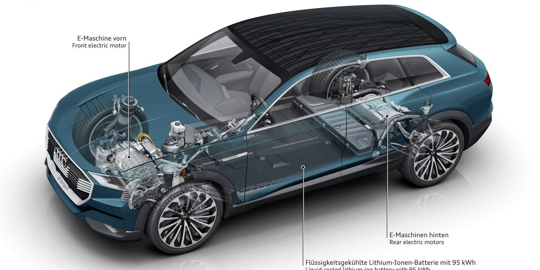 Audi Claims To Be Buying Batteries At 114 Kwh For Its Upcoming Electric Cars Says Cto Electrek