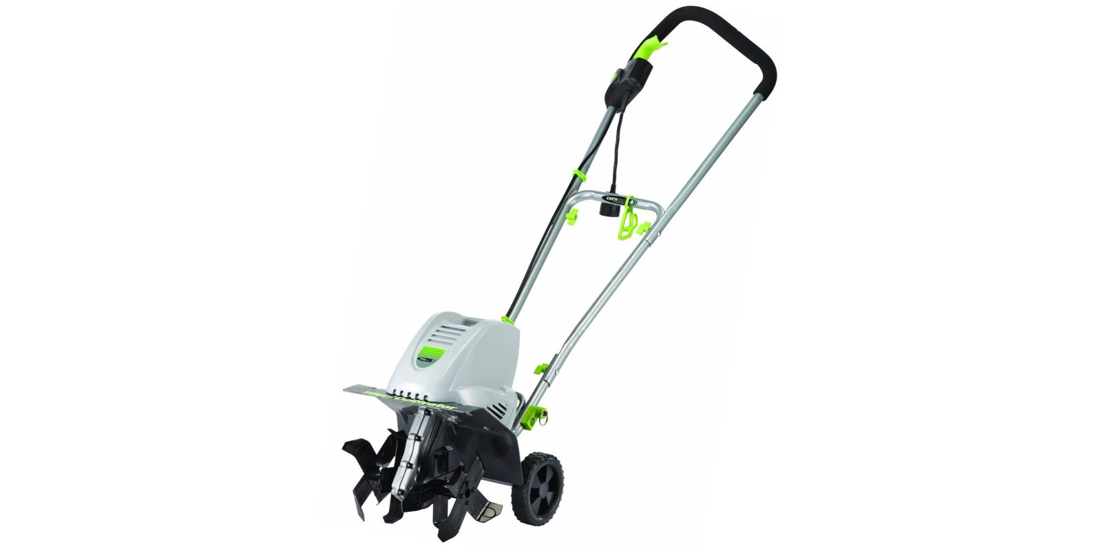 Prep for spring with Earthwise's electric tiller for $98, more in today's Green Deals - Electrek
