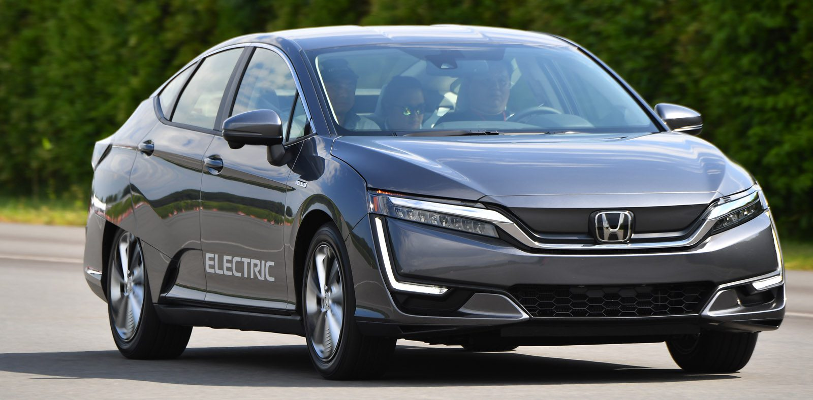 Honda Will Unveil A New All Electric Vehicle This Autumn