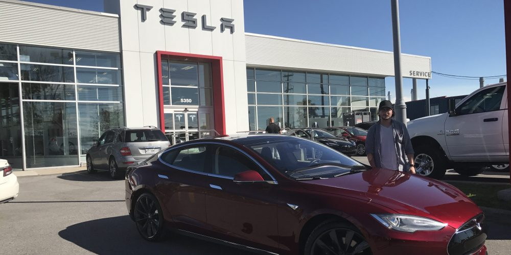 First hand experience with Tesla's new used car business ...