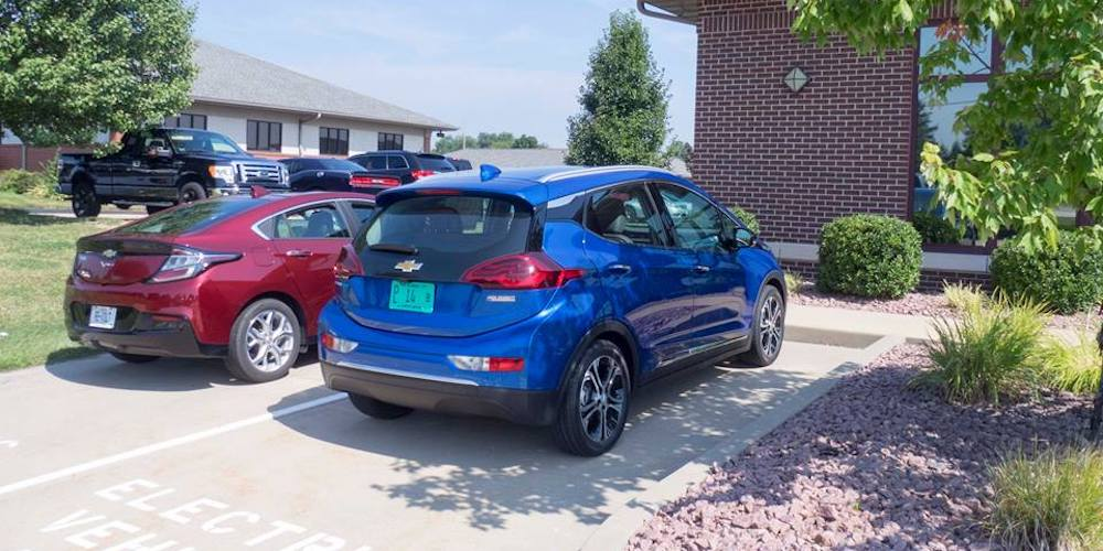 Gm Says It Is Increasing Chevy Bolt Ev Production By More Than 20