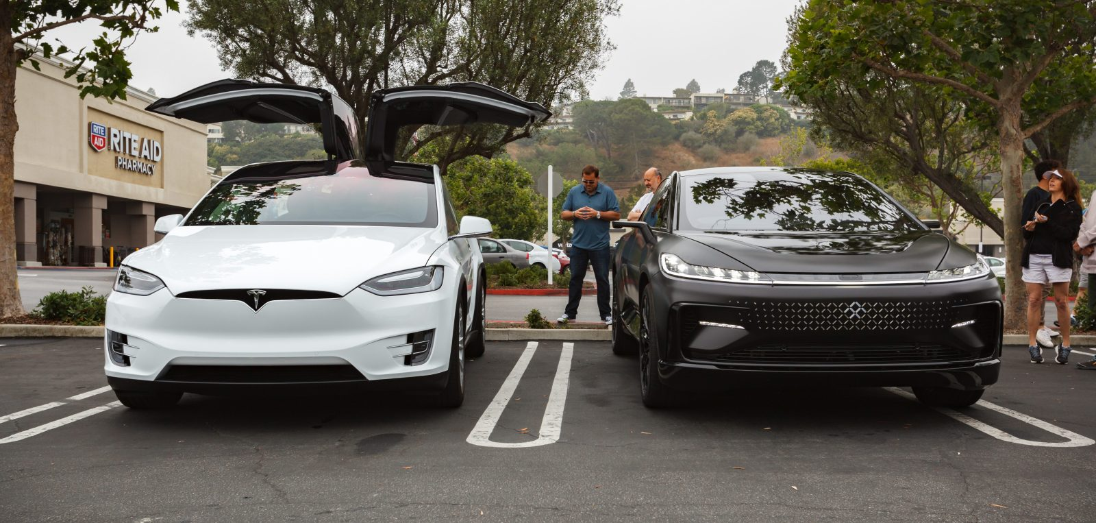 The end could be near for Faraday Future\'s ambitious electric car ...
