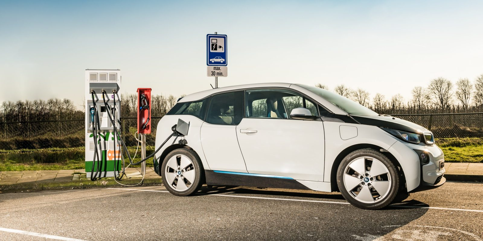 A Plan For A Network Of Ev Charging Stations Connected To 2gw Of