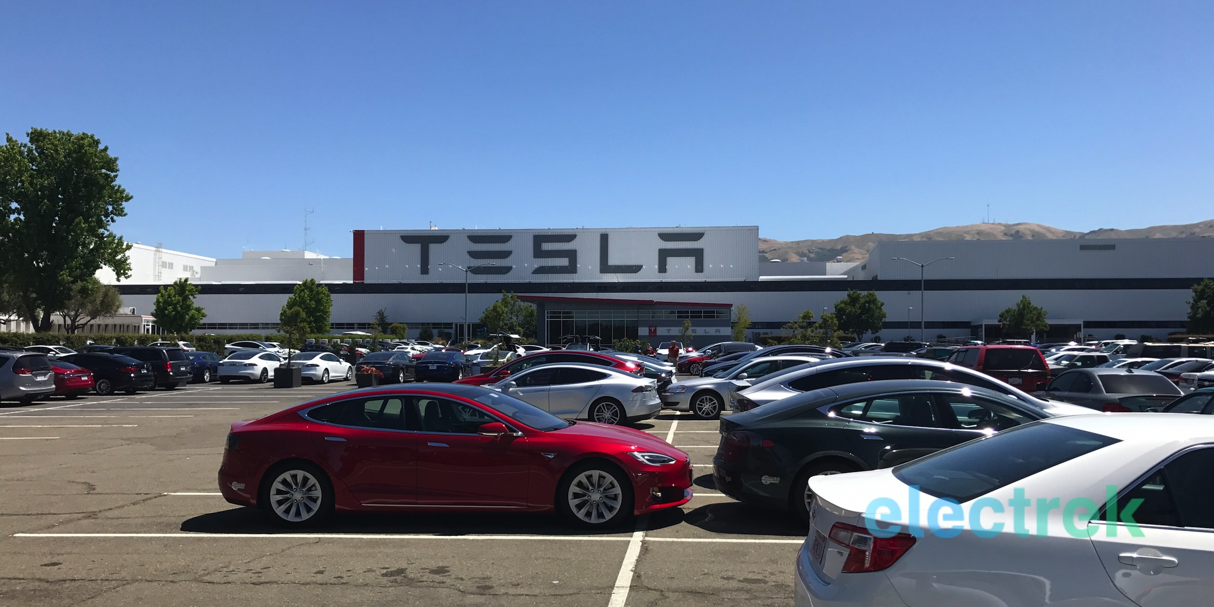 Tesla supplier hints at massive increase in Model 3 production - Electrek