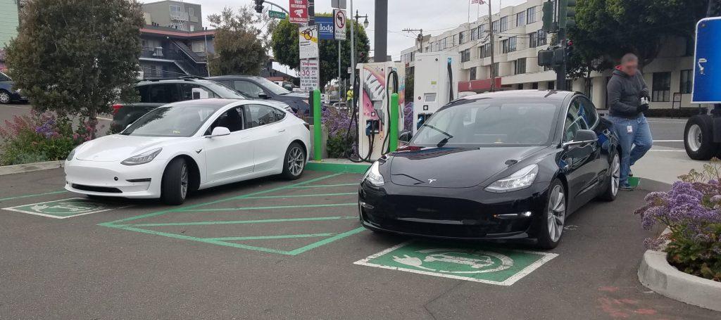 A look at Tesla Model 3 charging options - Electrek