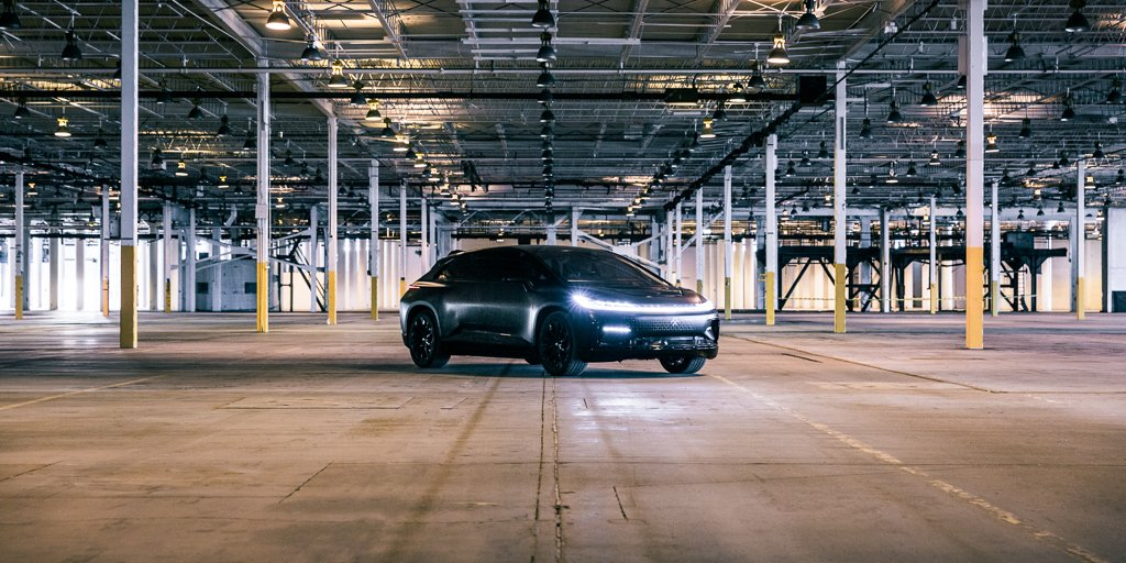 Faraday Future is running out of cash and can't pay employees, more furloughs