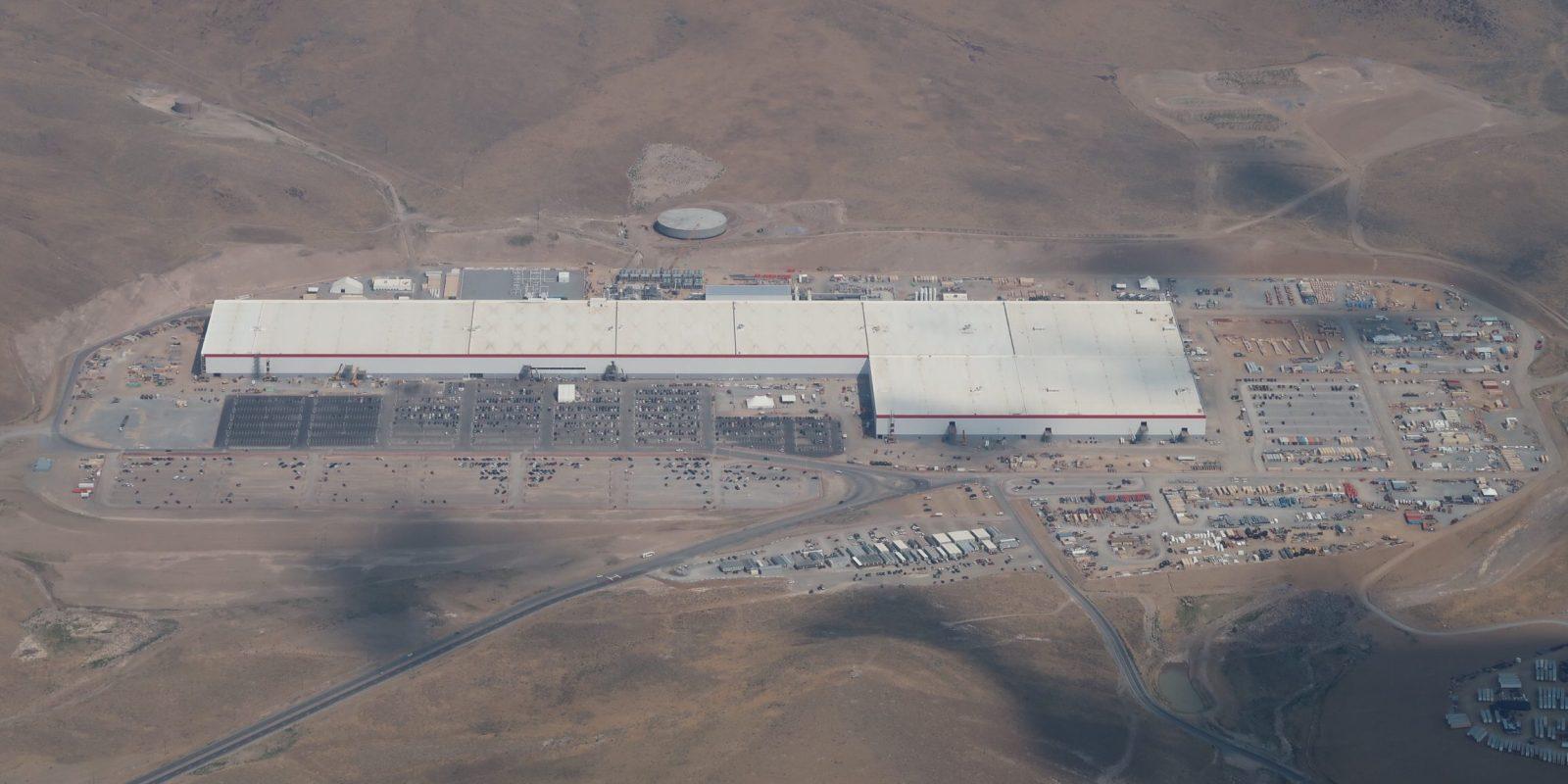 Tesla Gigafactory Electrek