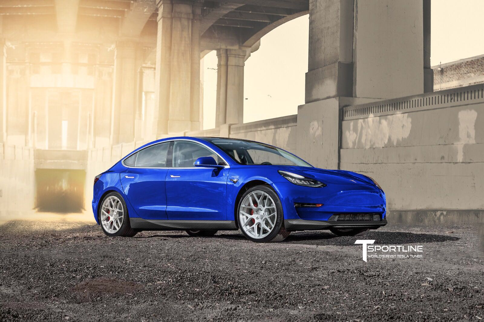 Tesla Model 3 aftermarket modifications are already being