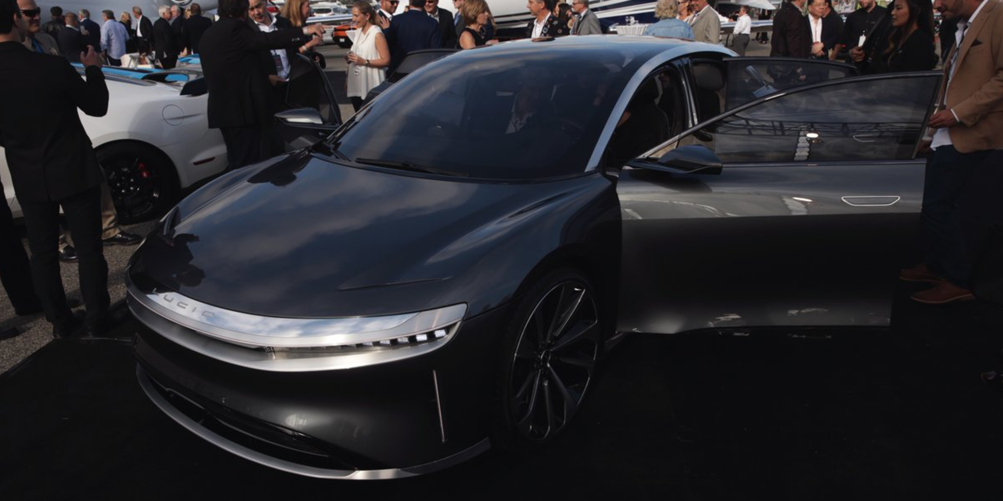 Lucid motors prototype
