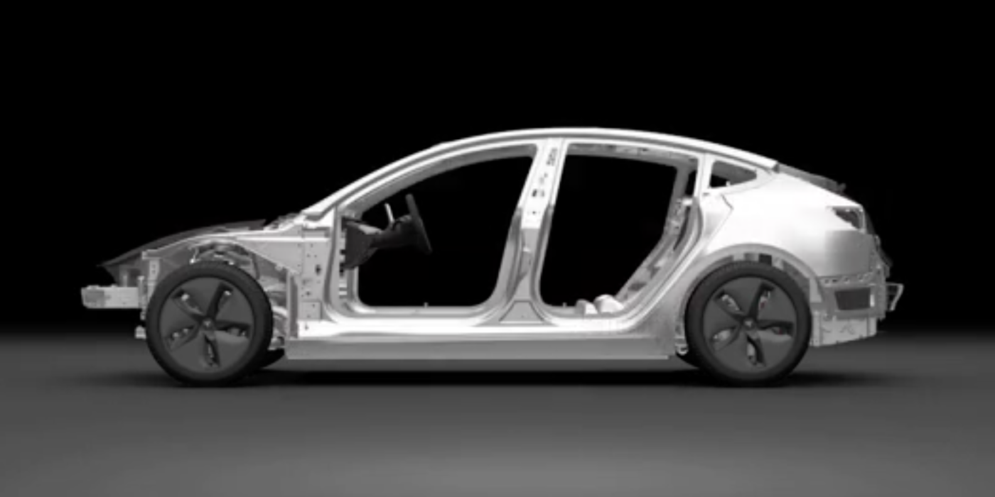 Tesla Model 3: here's the alloy mix of the Model 3 body - Electrek