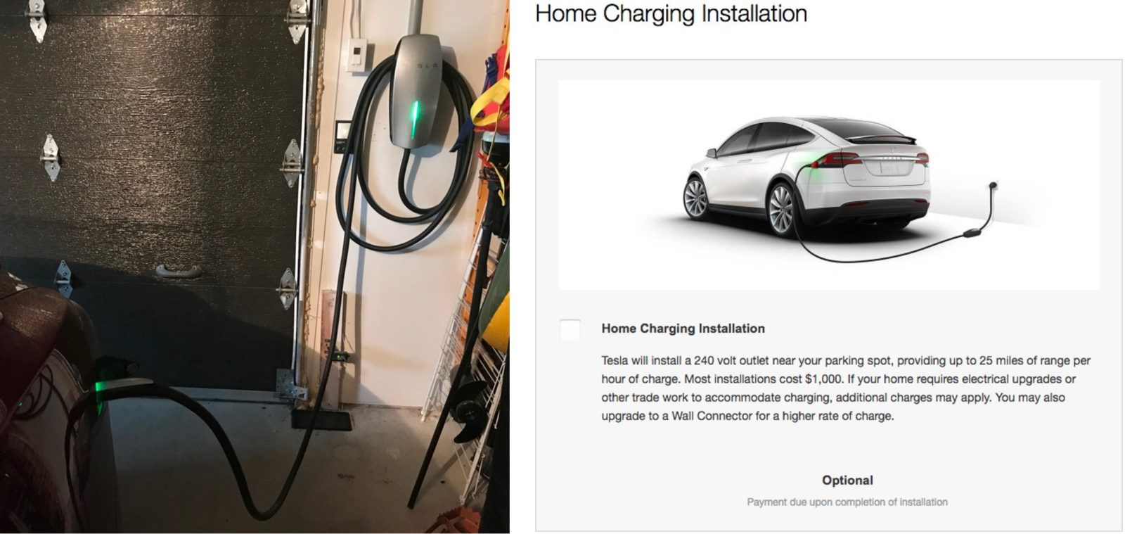 Tesla Starts Offering Home Charging Installations In Certain Markets