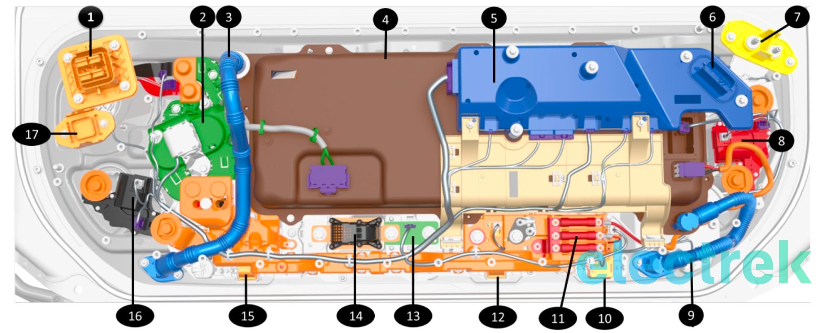 Tesla Model 3 Exclusive First Look At Tesla's New Battery Pack. Tesla. Tesla Fan Switch Schematic At Scoala.co
