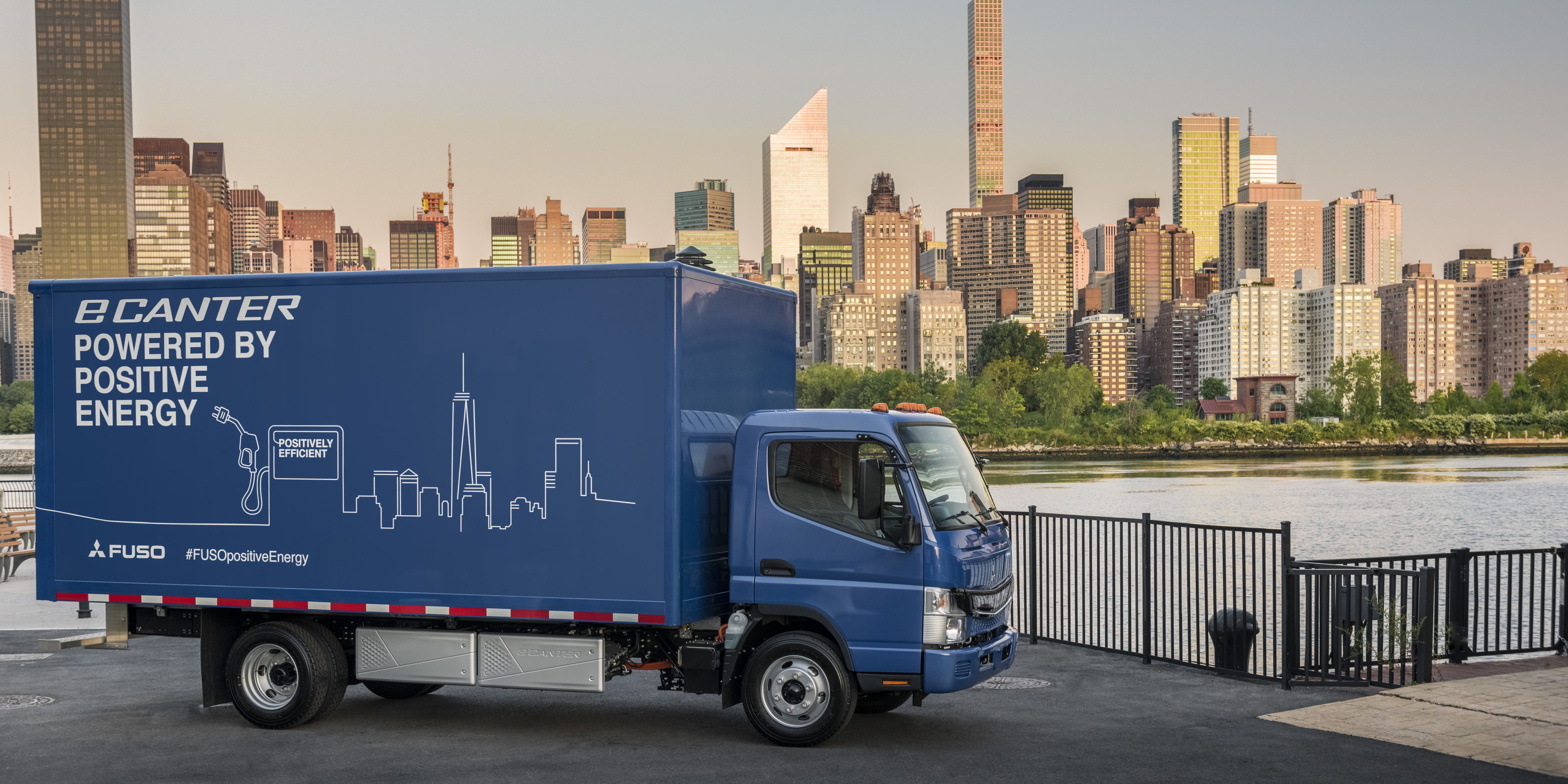 New York uses Clean Air Act settlement money to fund electric delivery trucks for nonprofits