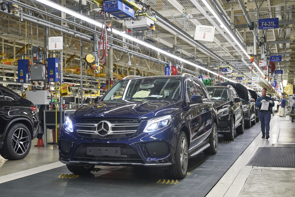 Mercedes Benz Invests 1 Billion To Build Its Eq Electric Cars And