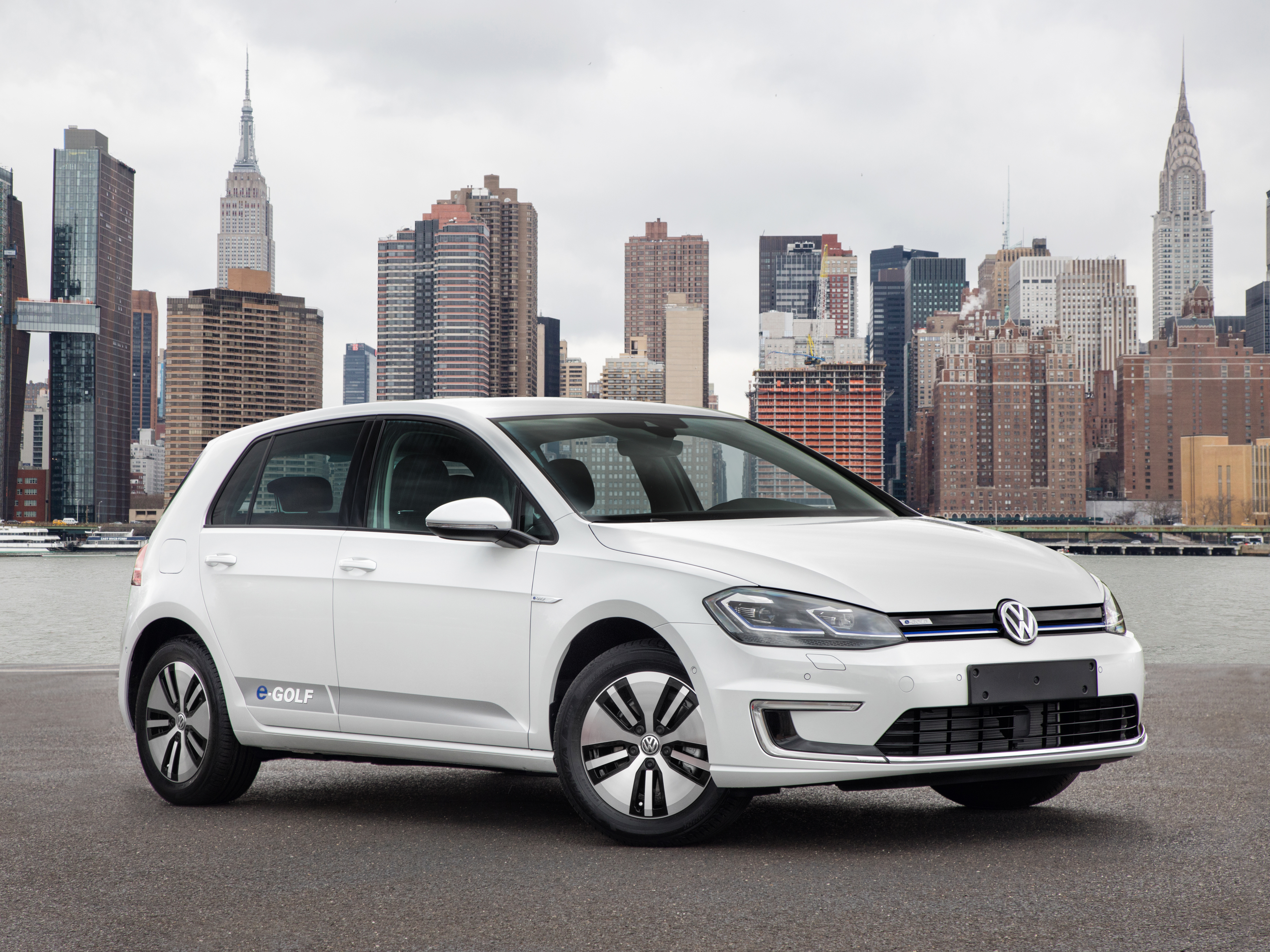 Here S A Gallery Of Pictures The 2017 Vw E Golf