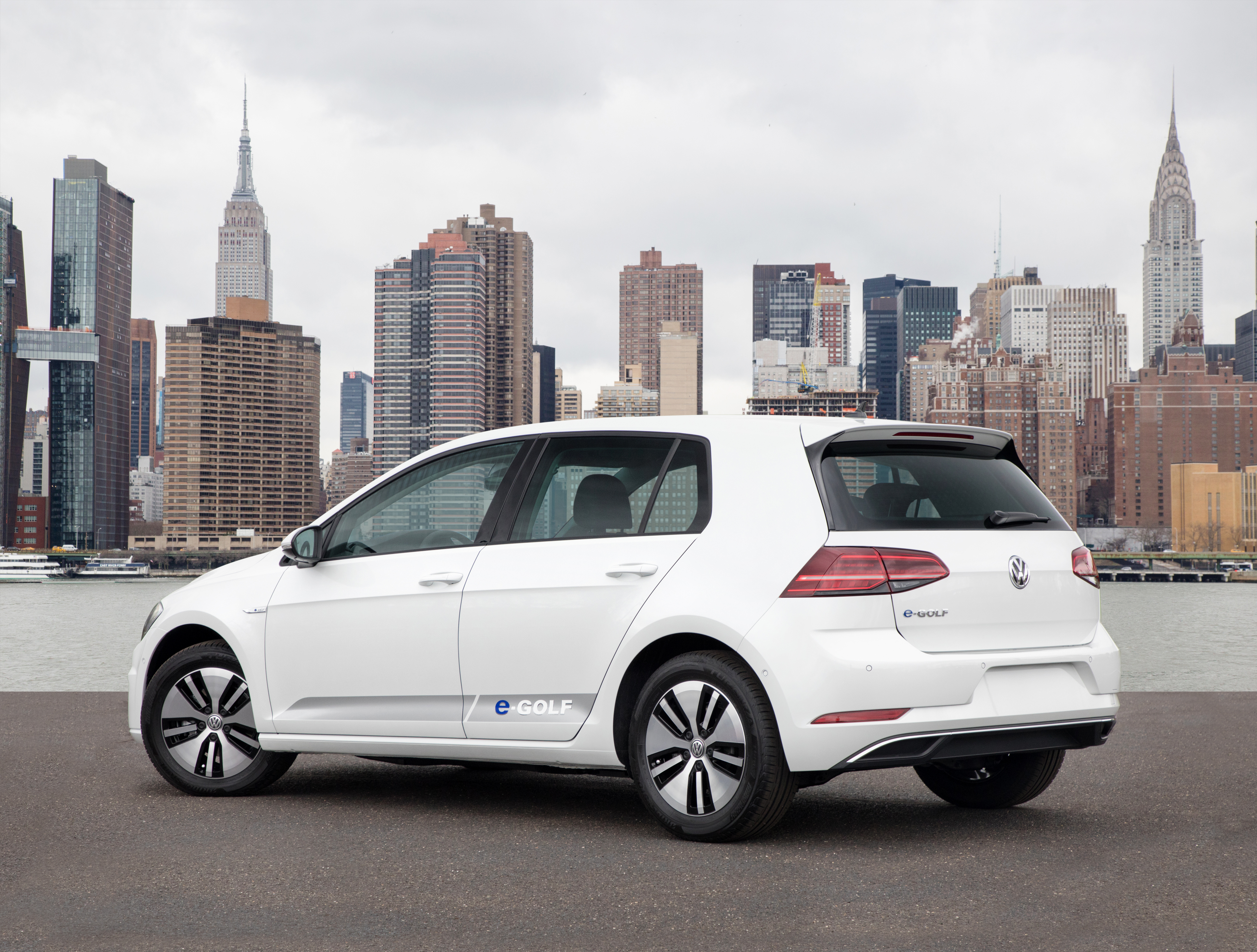 2017 Vw E Golf Finally Launches With Pricing In The Us Electrek
