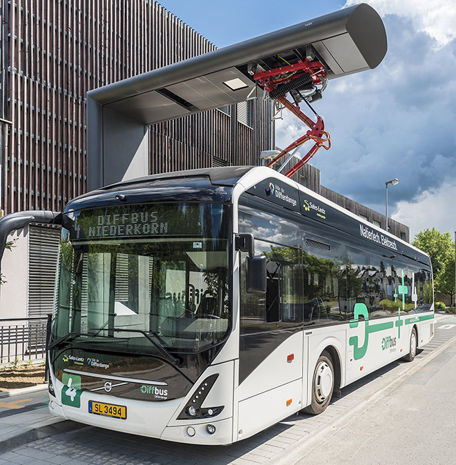 25 fully electric Volvo 7900 buses ordered for city of Trondheim Norway