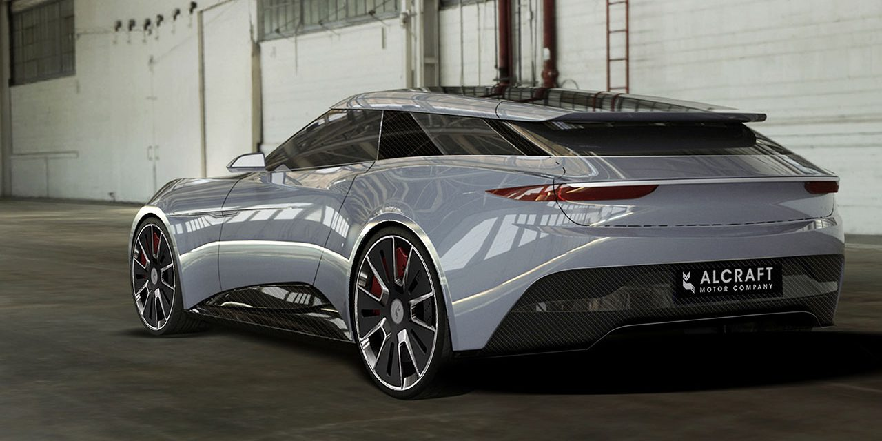New All Electric Performance Hatchback Concept Unveiled With Up To 300 Miles Of Range