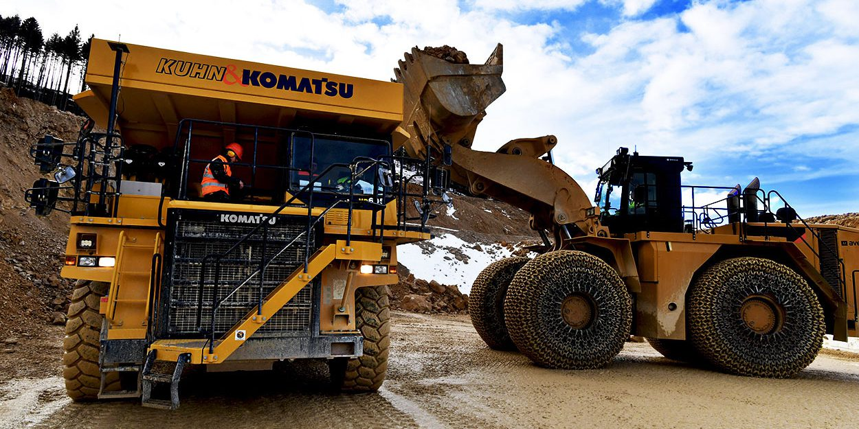 This dumper truck is the world's largest electric vehicle with a massive 700 kWh battery pack
