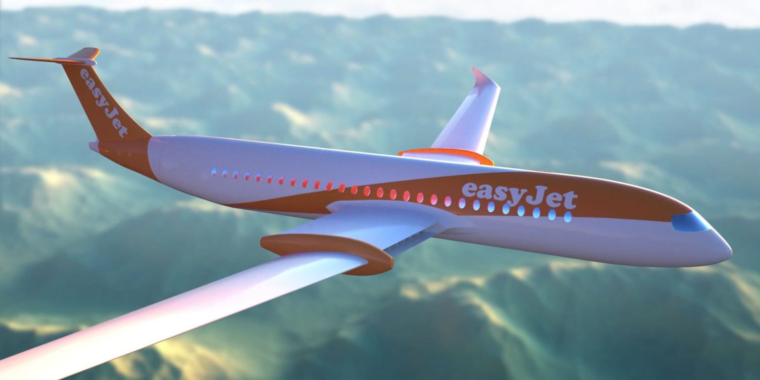 electric flying is becoming a reality says easyjet ceo as they