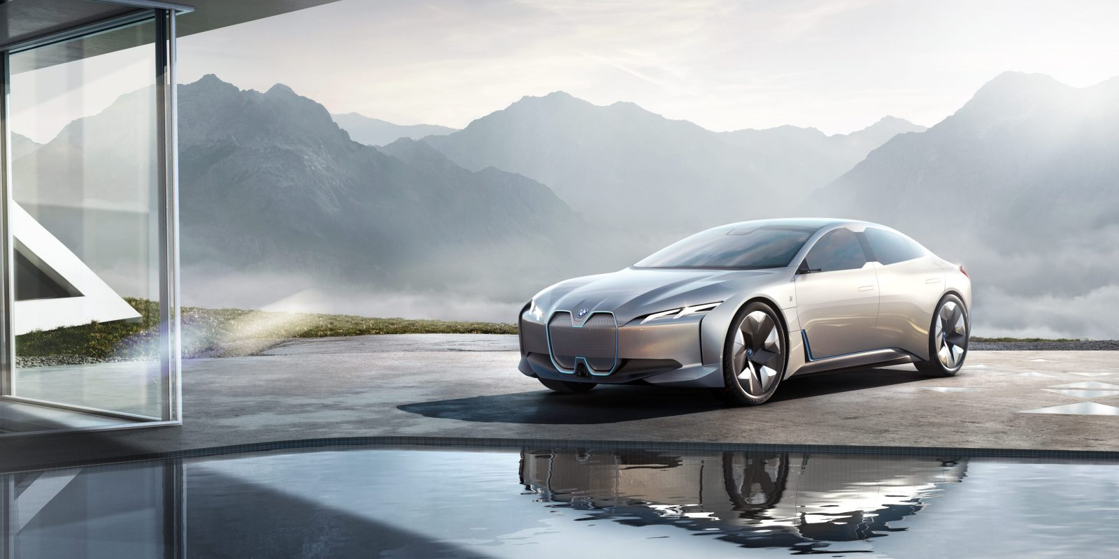 Bmw To Unveil A Series Of New All Electric Vehicles This Year Ix3 Inext And More