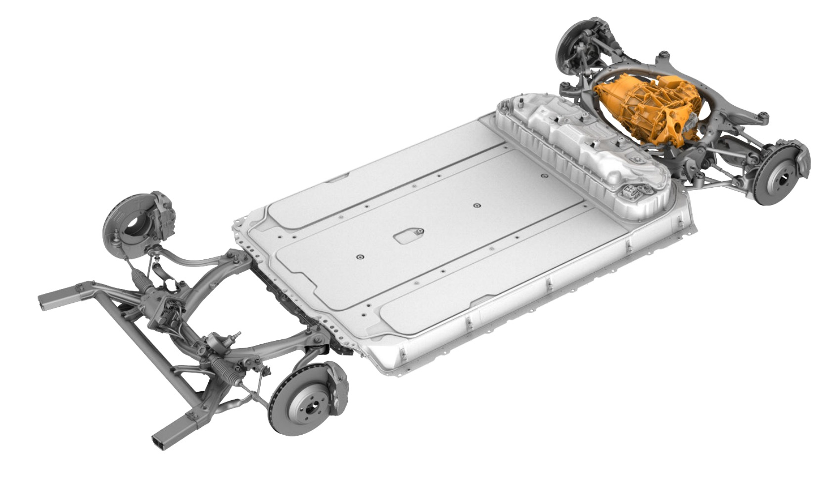 Tesla Model 3 Interesting Look At Powertrain And Chassis Through First Responders Guide Electrek