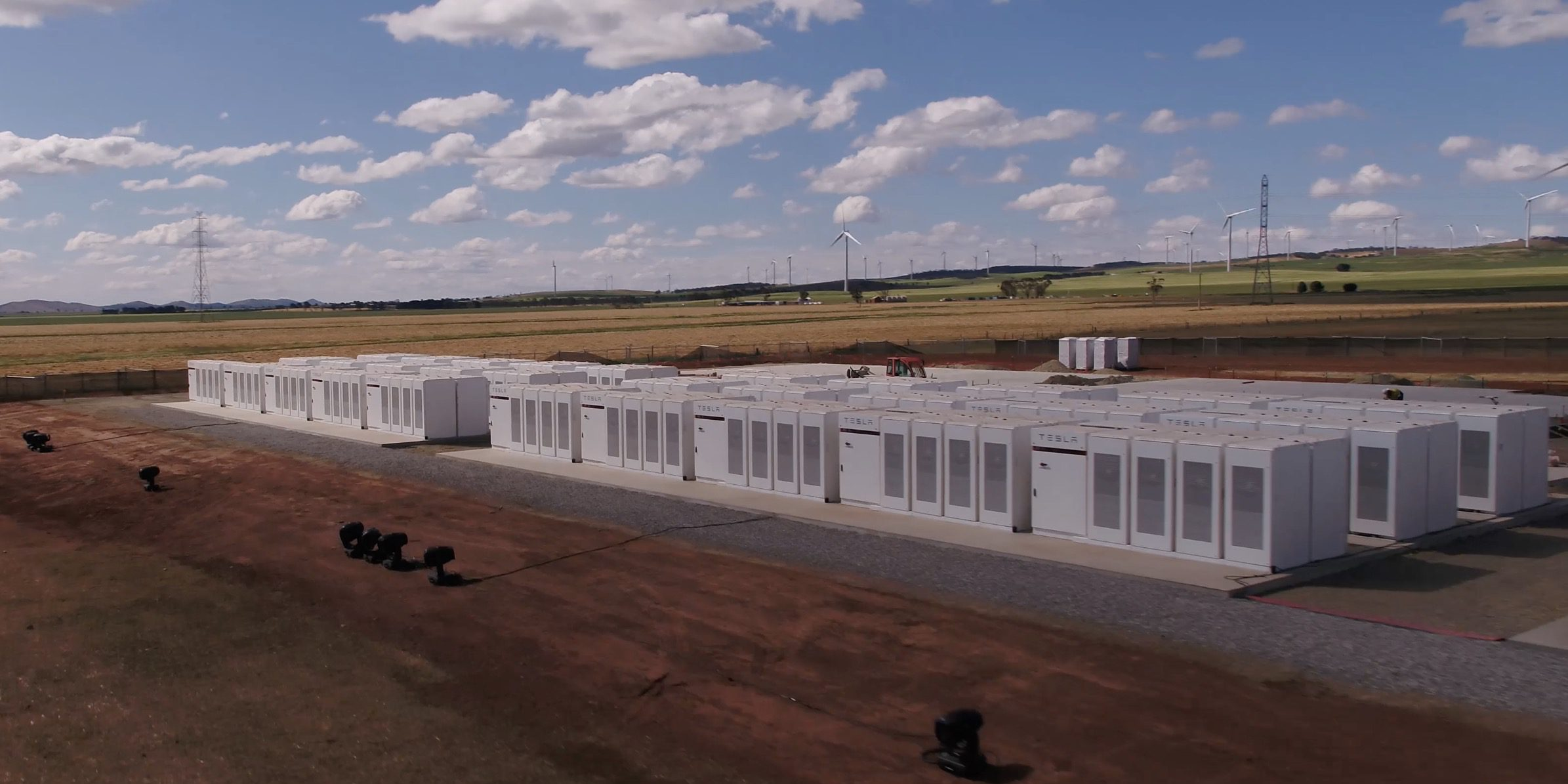Tesla S Giant Battery In Australia Made Around 1 Million