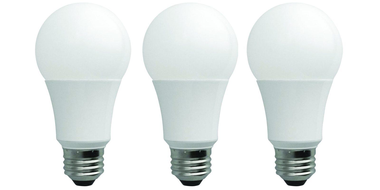 Green Deals: TCP 60W LED Light Bulbs from $1/ea., more - Electrek