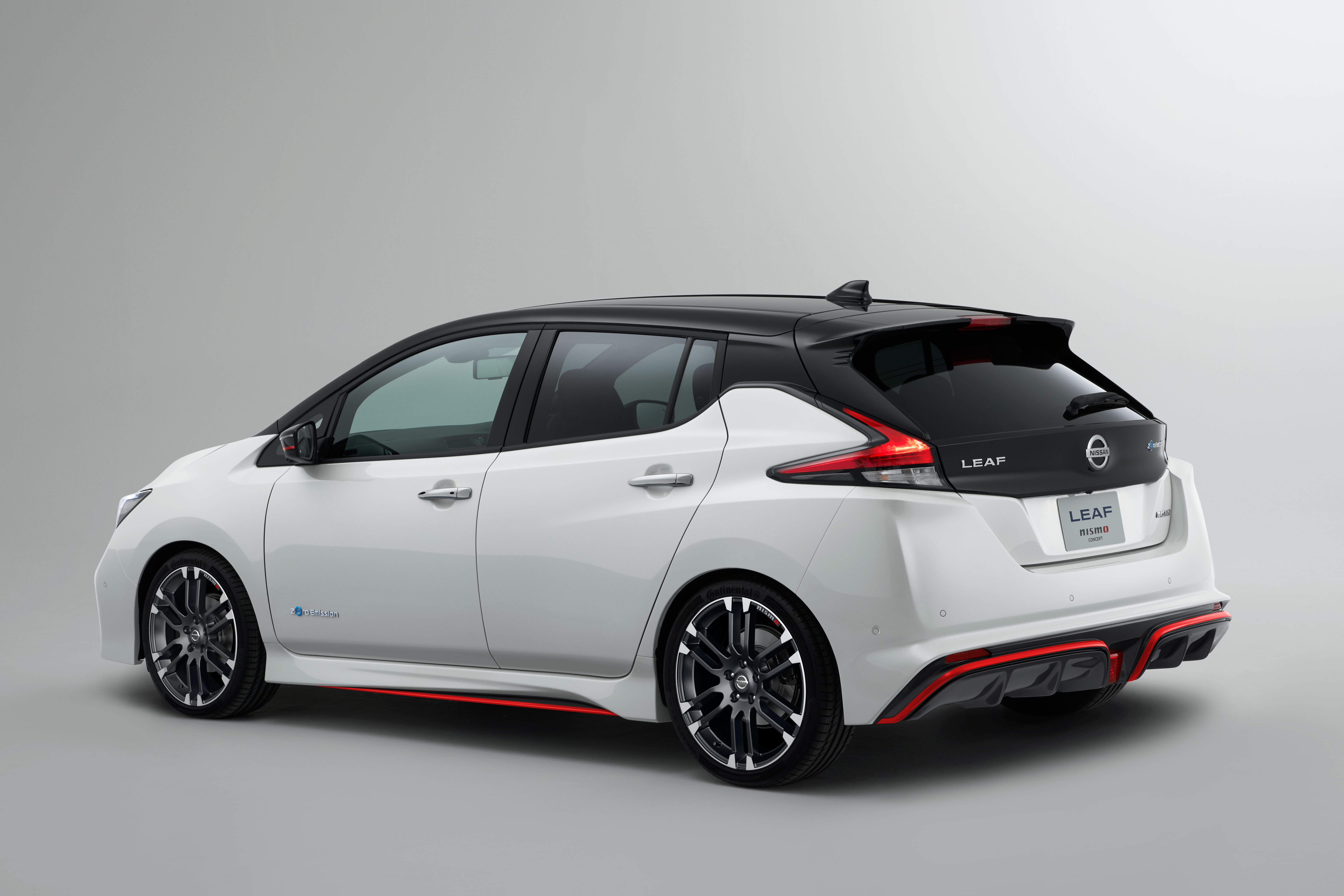 The Custom Tuning Computer In Nissan Leaf Nismo Allows For A Delicate But Strong Acceleration Response This Results Comfortable Driving On Both City