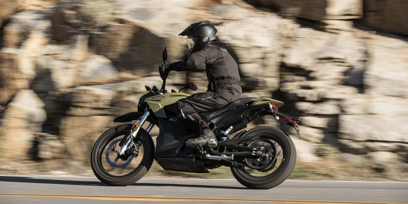 Zero Motorcycles Unveils Its 2018 Lineup With New Faster Charging And Up To 223 Miles Of Range