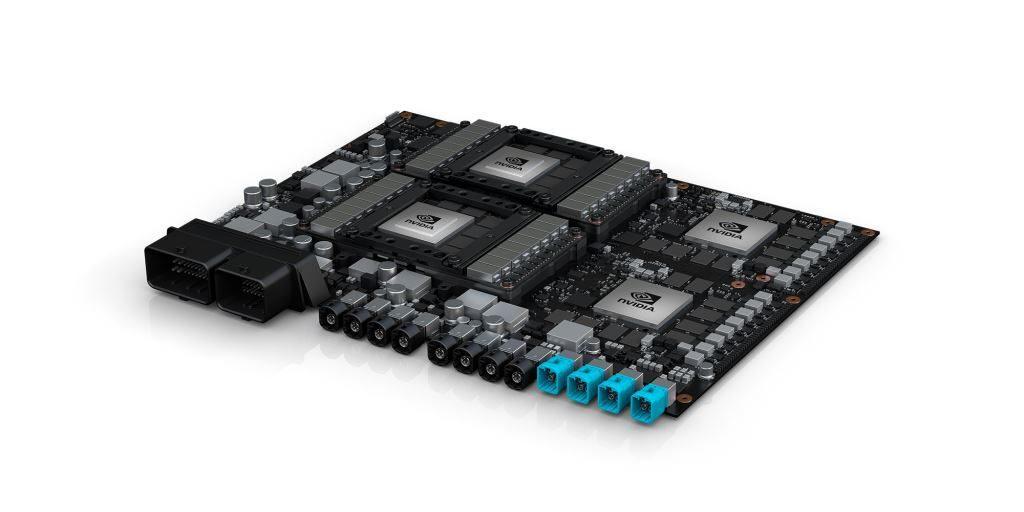 Nvidia unveils new supercomputer for level 5 autonomous driving