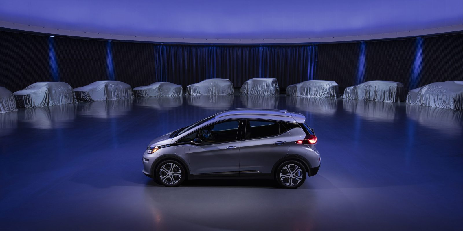 GM announces plans for 5 new EV models by 5 — some to be
