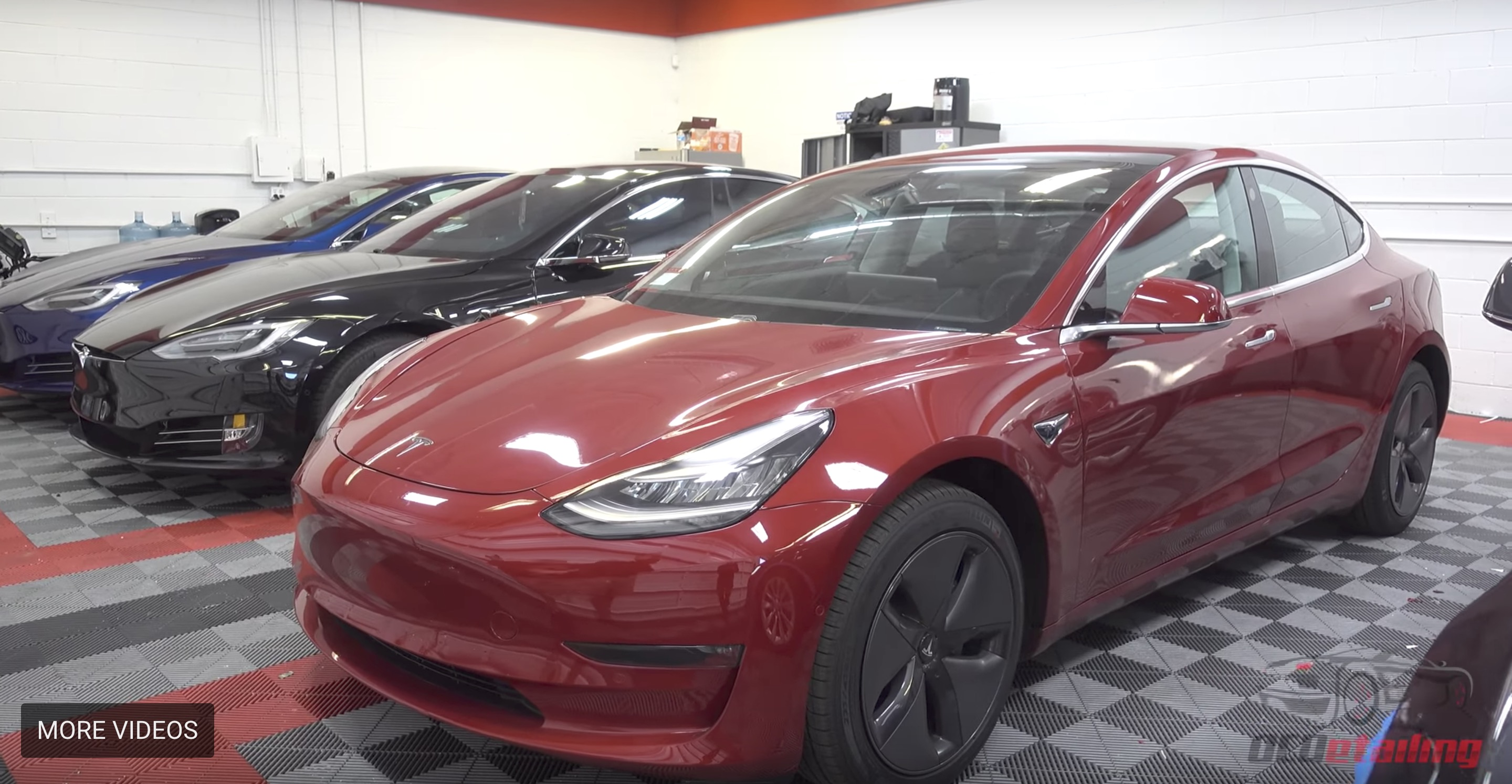 Tesla Model 3: close look at lesser-known features with new production units